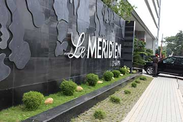 Le Meridien Hotel, Dhaka